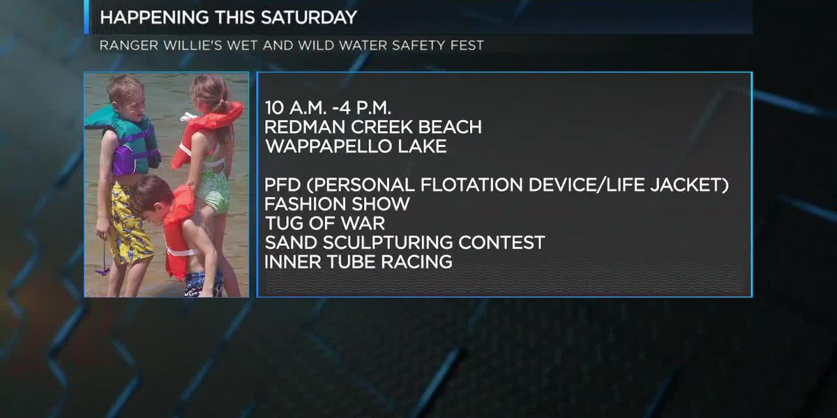 Tuesday's Midday Water Safety Fest Interview 07-02-19