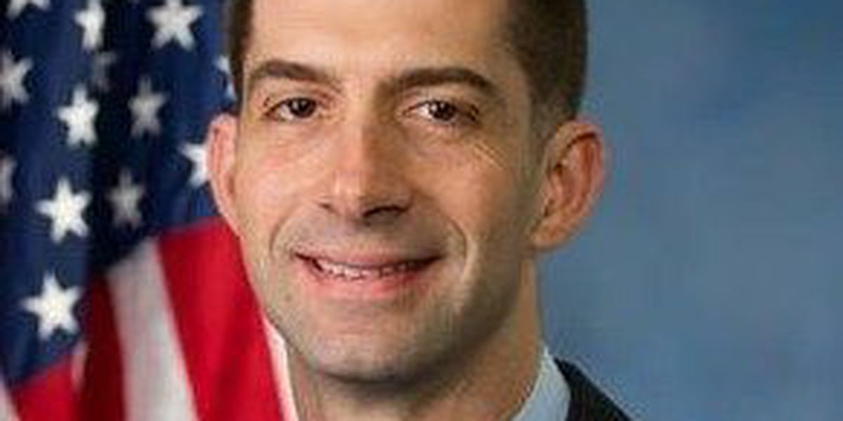 Cotton challenges Iran's foreign minister in tweet