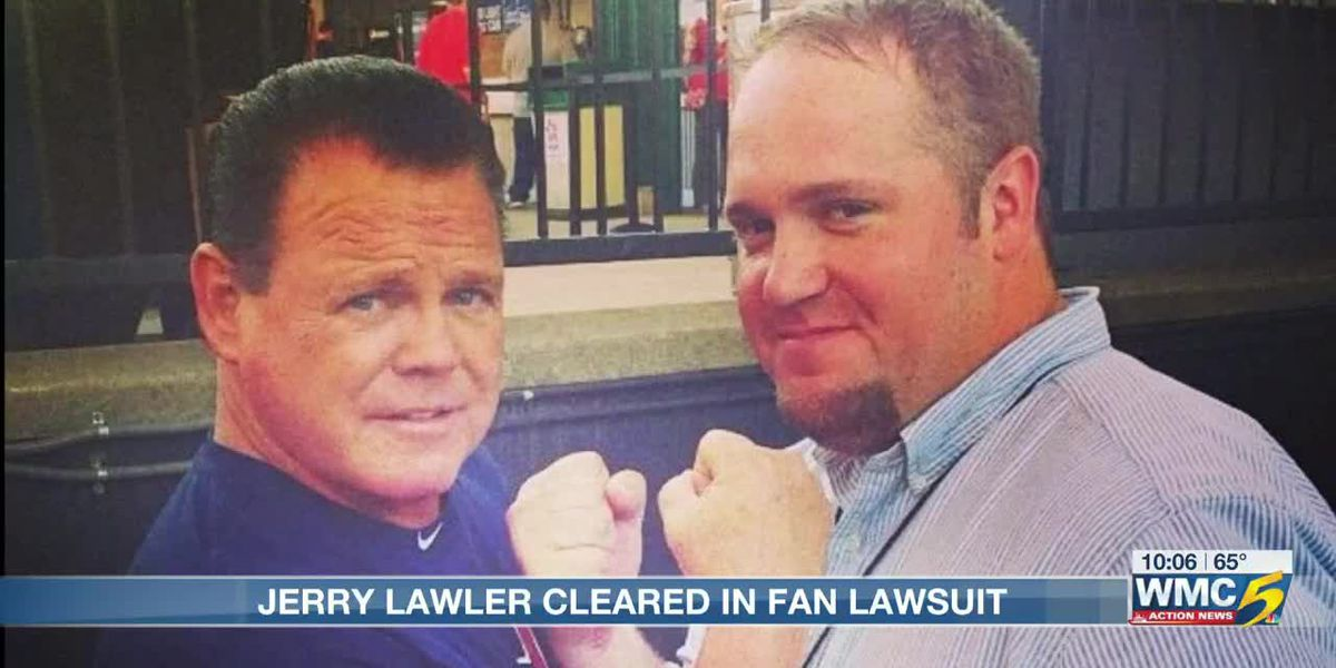 "Jerry ""The King"" Lawler cleared from lawsuit"