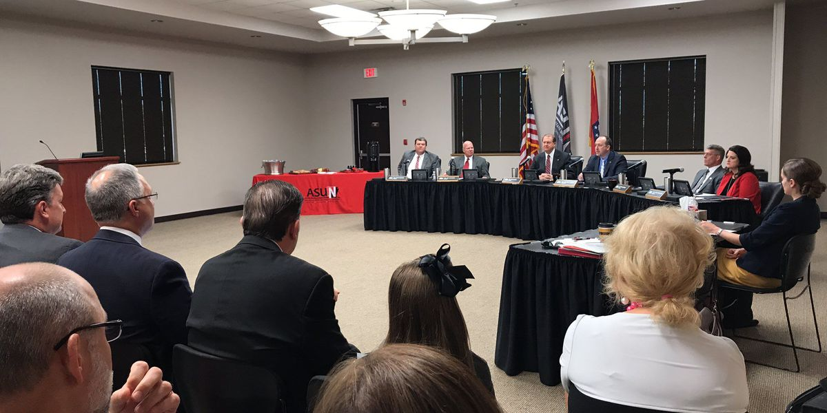 A-State Board of Trustees approves tuition, fee increases