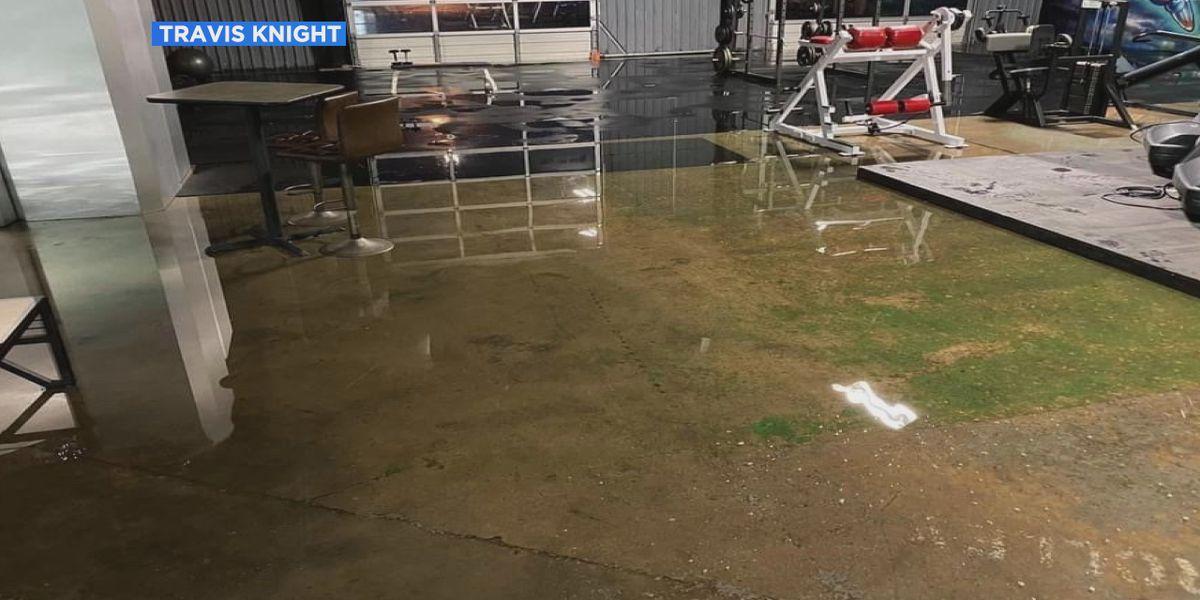 Jonesboro businesses see water damage, city responds