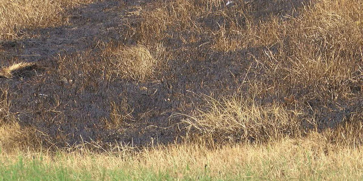 Rains do not stop burn threat, officials say