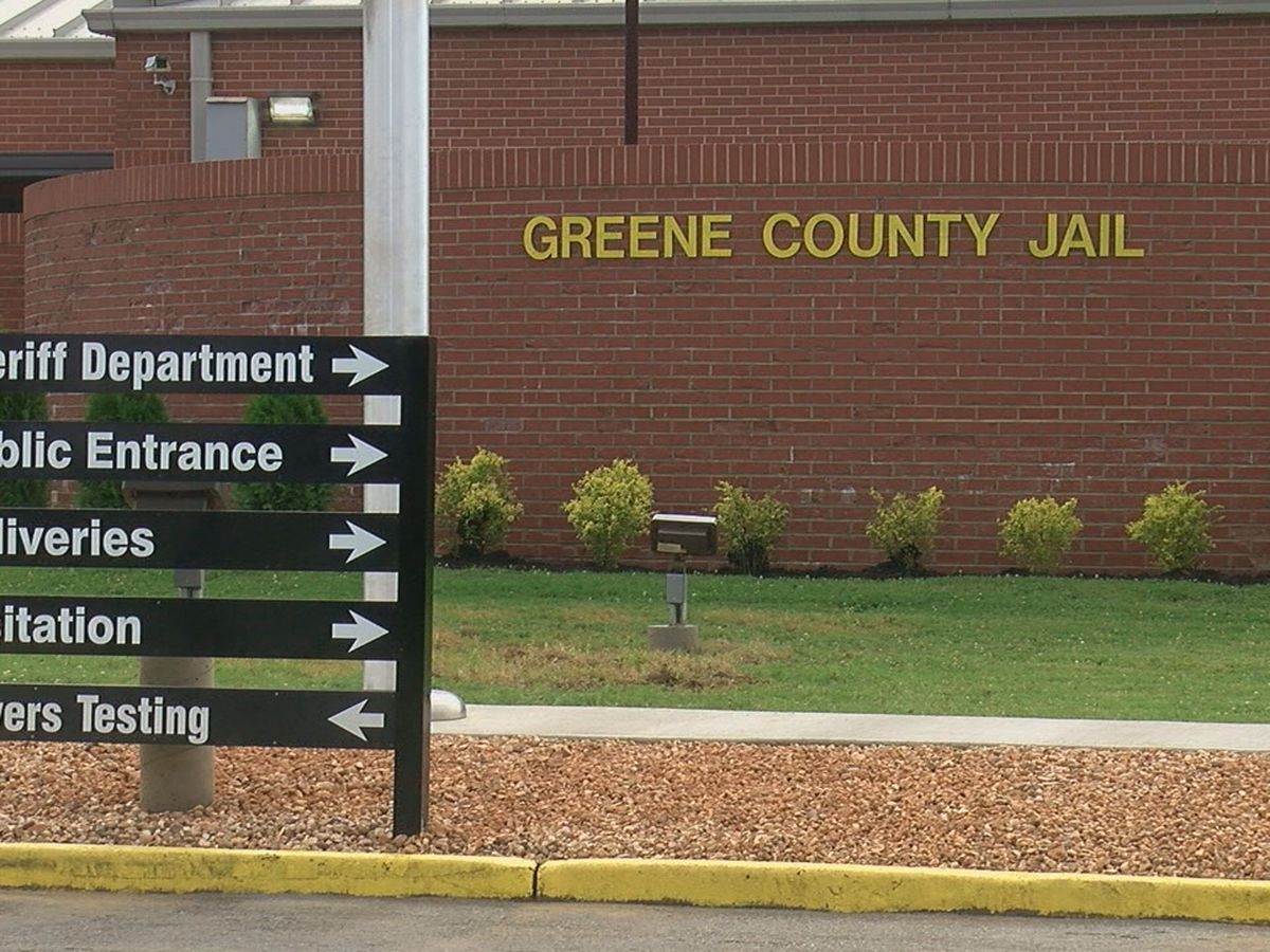 Sales tax to end; Greene County Jail paid off early