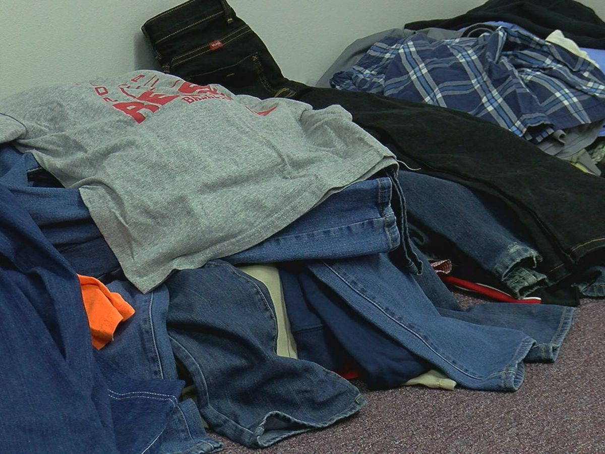 Clothing Closet opens to help local foster families
