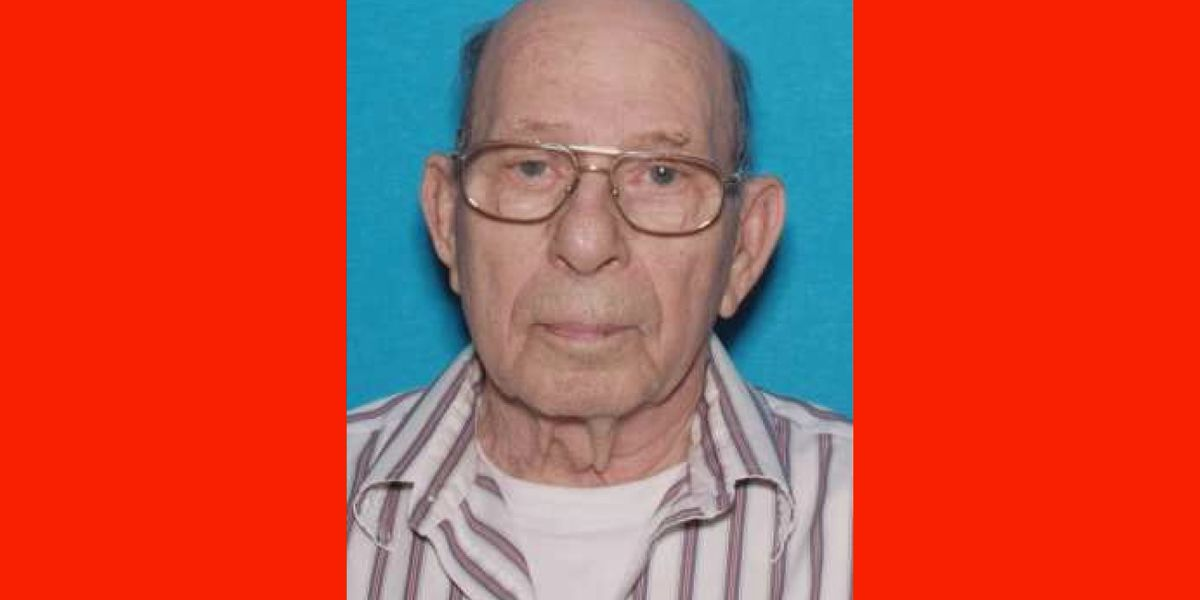Endangered Silver Advisory issued for 83-year-old man