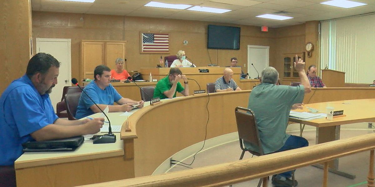 Trumann City Council discusses registering all dogs, moving municipal building