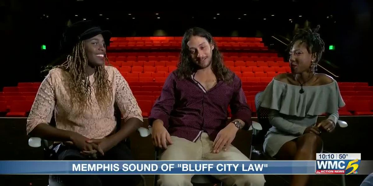 Memphis band's music featured in 'Bluff City Law' promo
