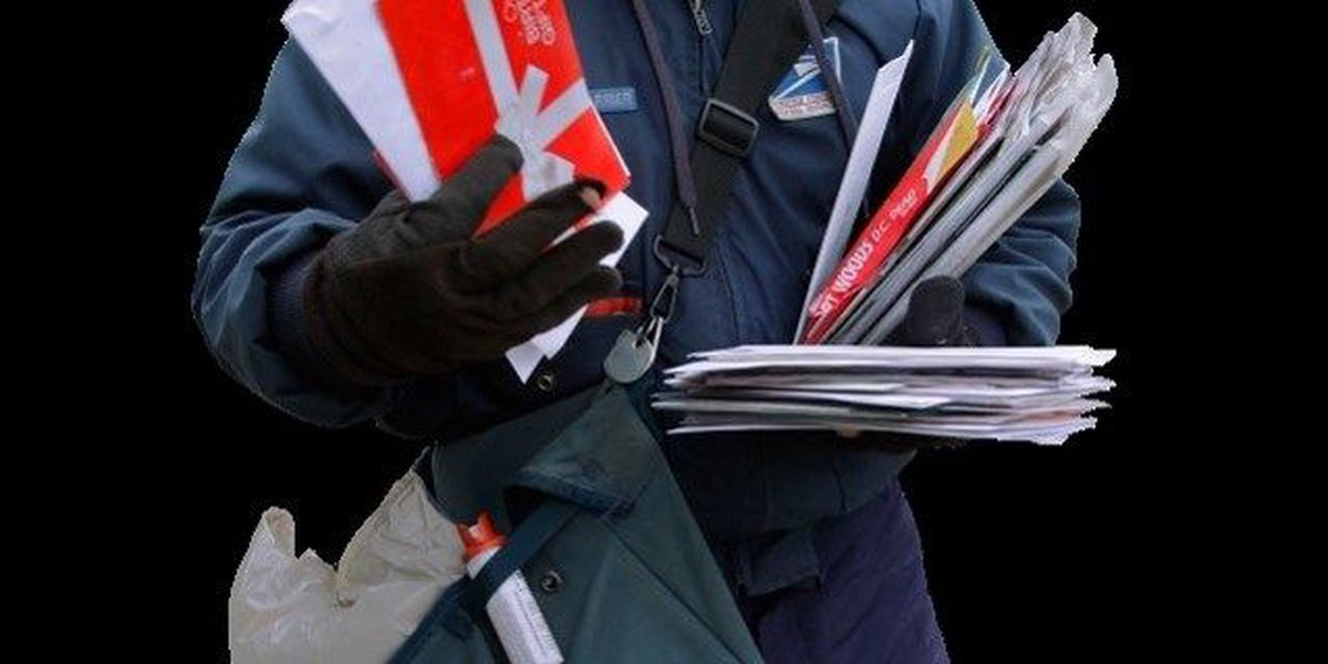 Postal worker hid piles of undelivered mail in her home