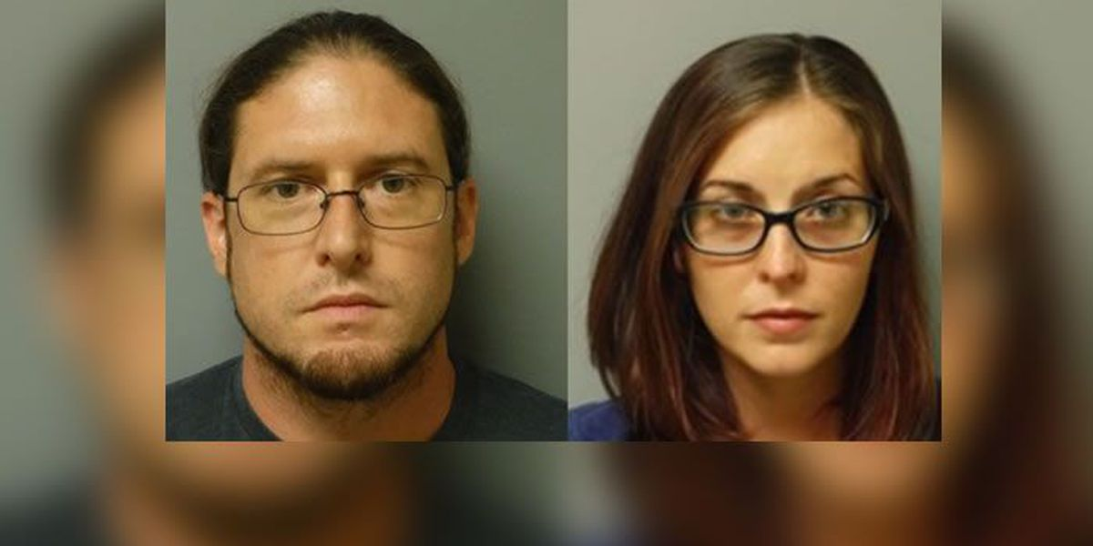 Formal charges filed against couple who committed sex acts in public places, recorded them