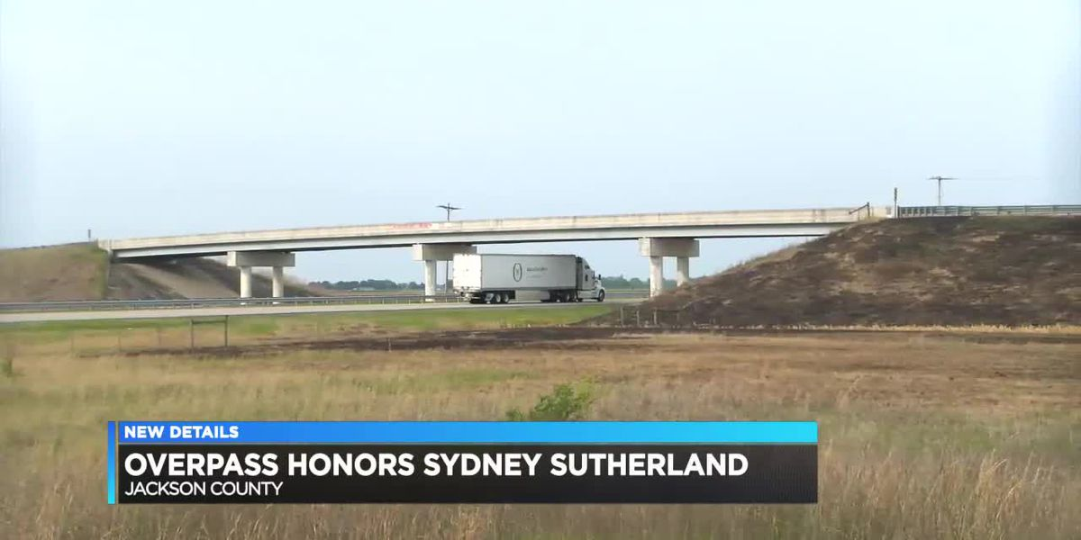 Overpass one step away from being named in memory of Sydney Sutherland