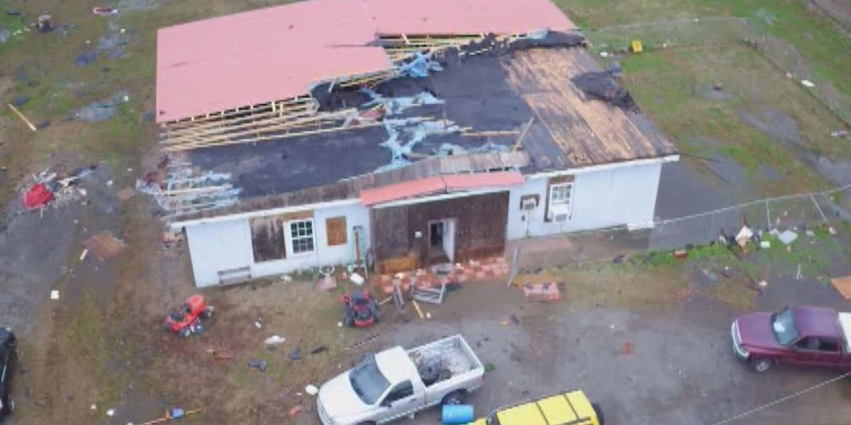 City continues cleanup months after tornado hit