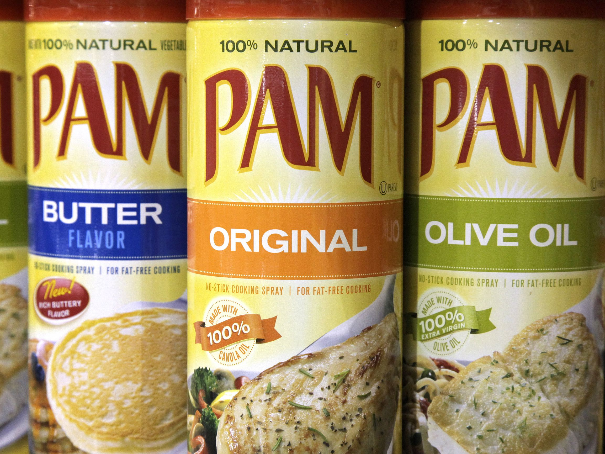 Burn victims sue Conagra after cans of cooking spray explode