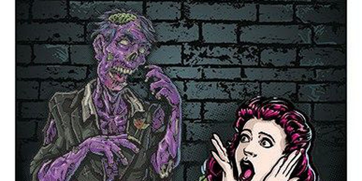 A-State theatre presents Zombie Prom