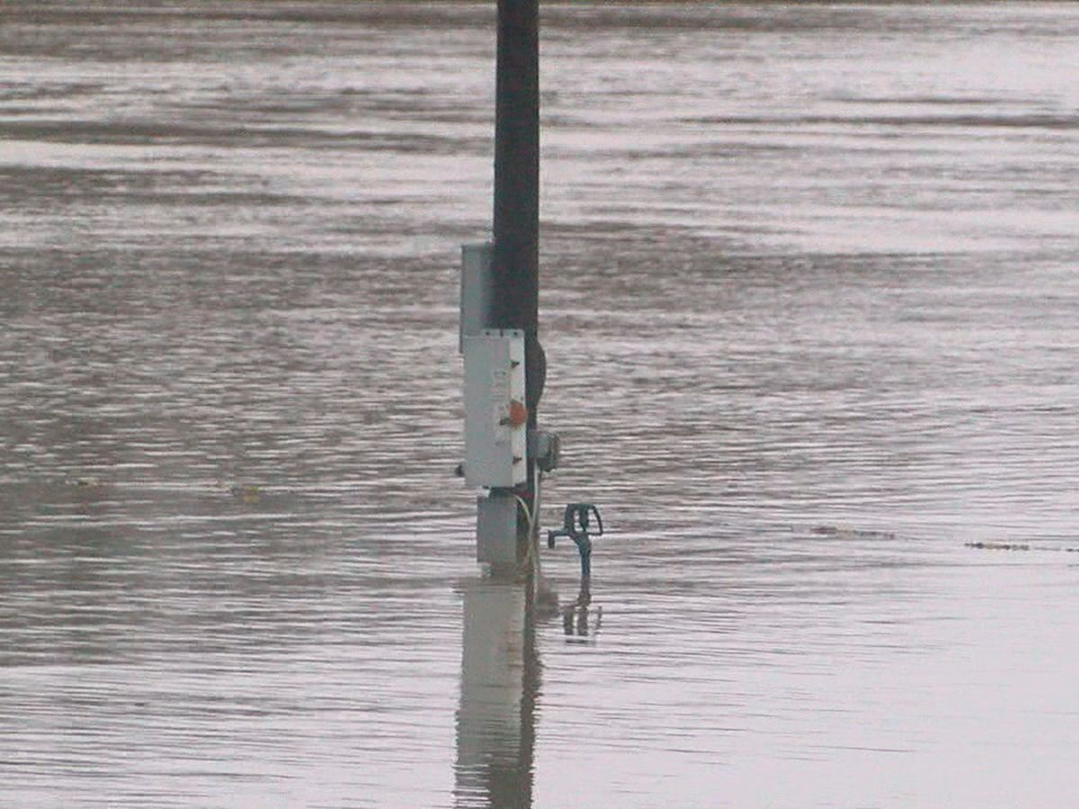 Mississippi County officials continue to monitor river level