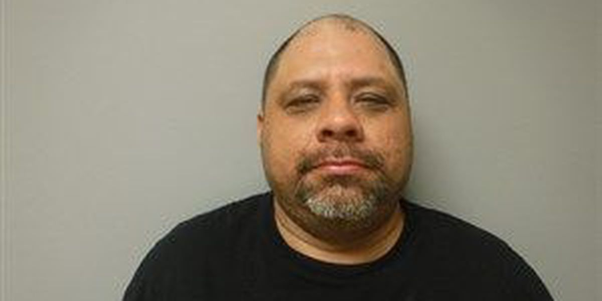 Sex offender escorted to jail after refusing to leave home