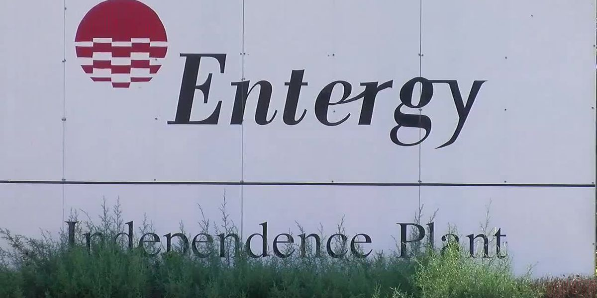 Entergy Arkansas announces closure of Region 8 power plant