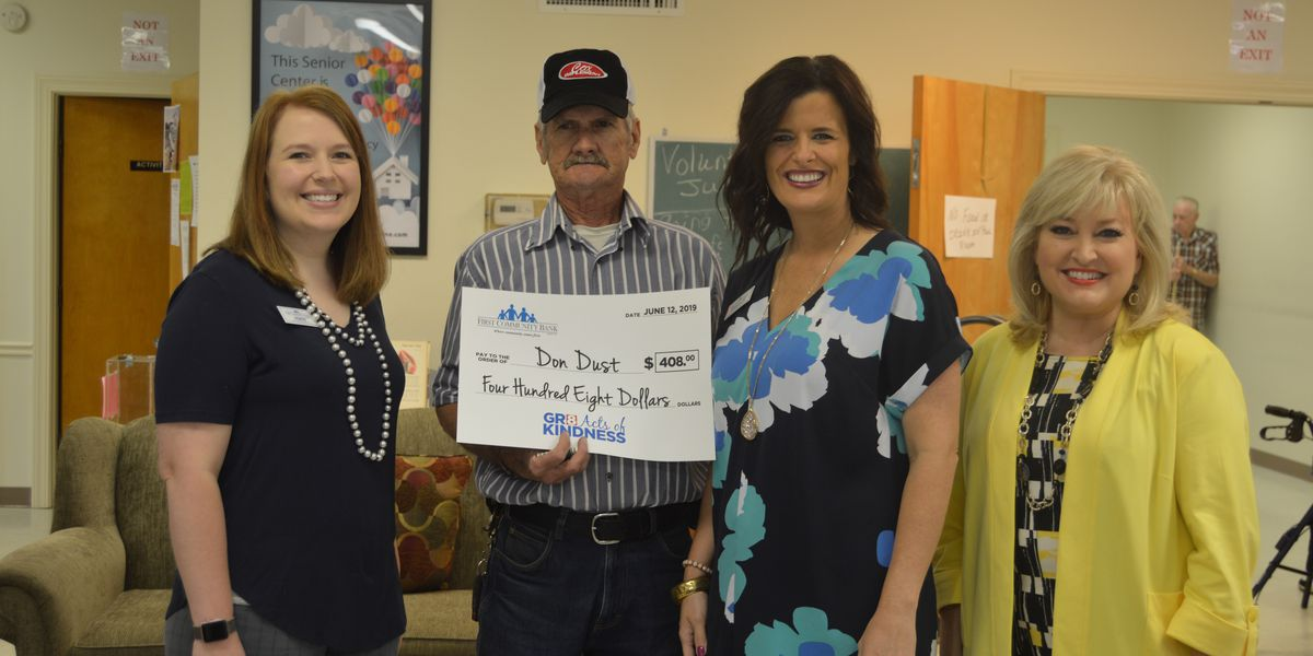 Region 8 Gr8 Acts of Kindness winner feeds tremendous needs