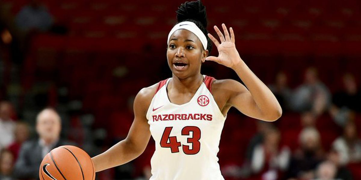 Arkansas women suffer first loss of season to No. 12 Maryland
