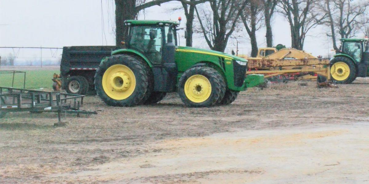Flooded fields concern Heartland farmers