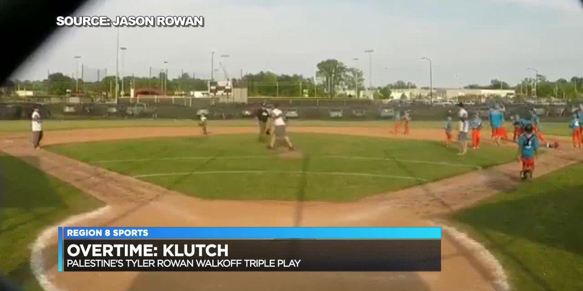 Region 8 Sports Overtime: Klutch turns walkoff triple play