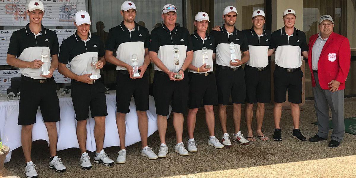#20 Arkansas State golf wins Border Olympics, Stirn earns medalist honors