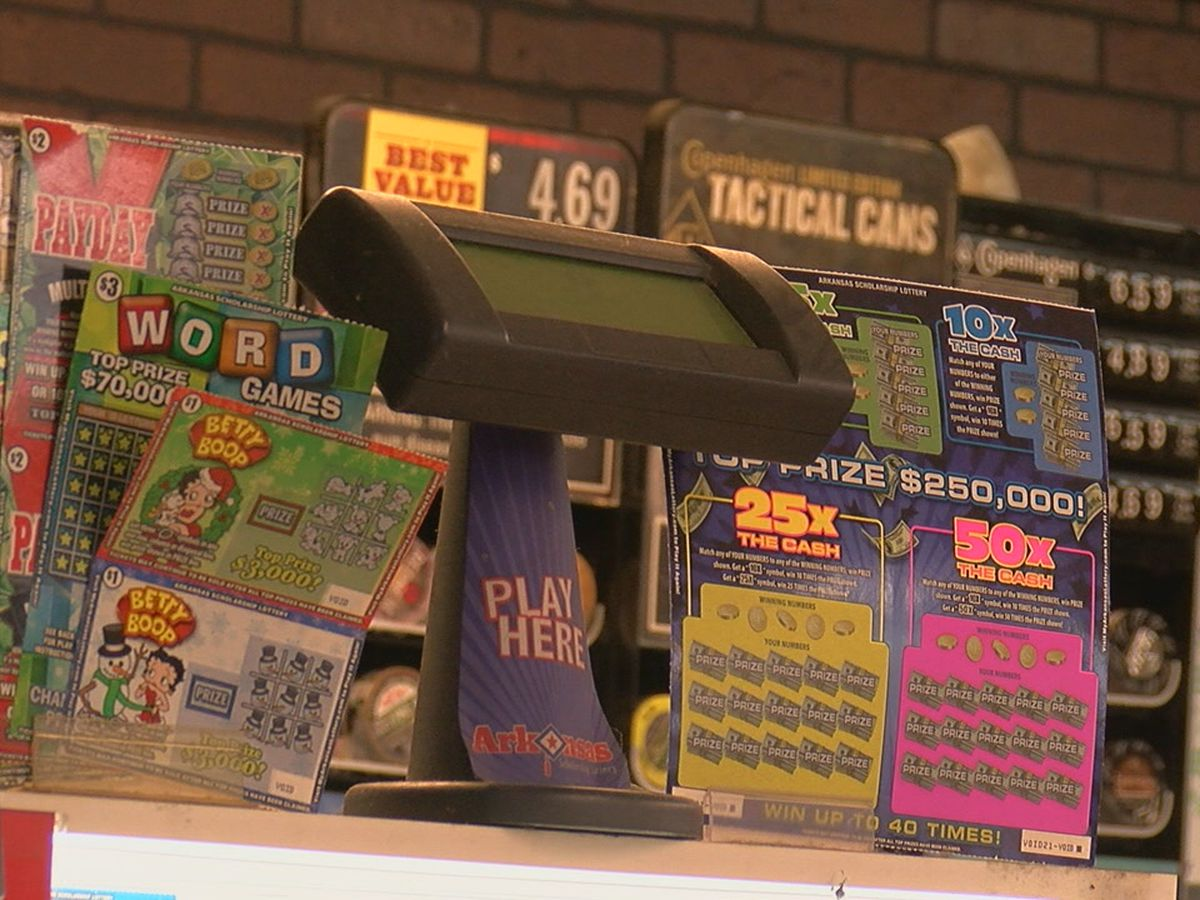 Region 8 residents take a chance on record-setting jackpot