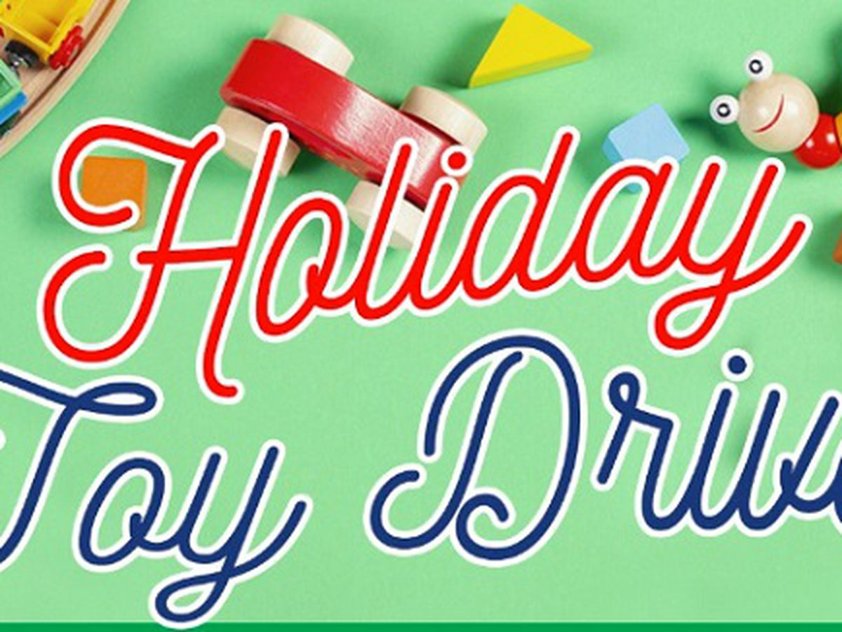 Holiday Toy Drive now underway