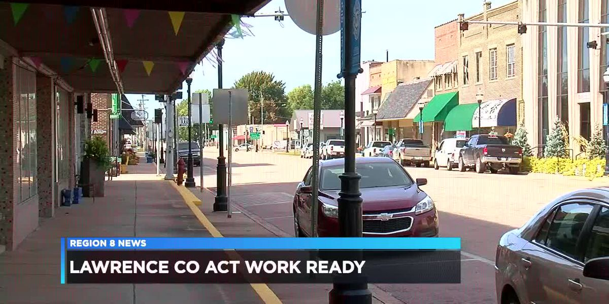 Lawrence County is ACT work ready