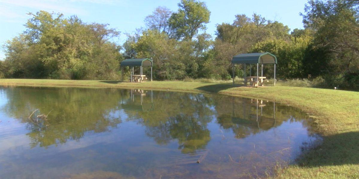 Local businesses help update community spot