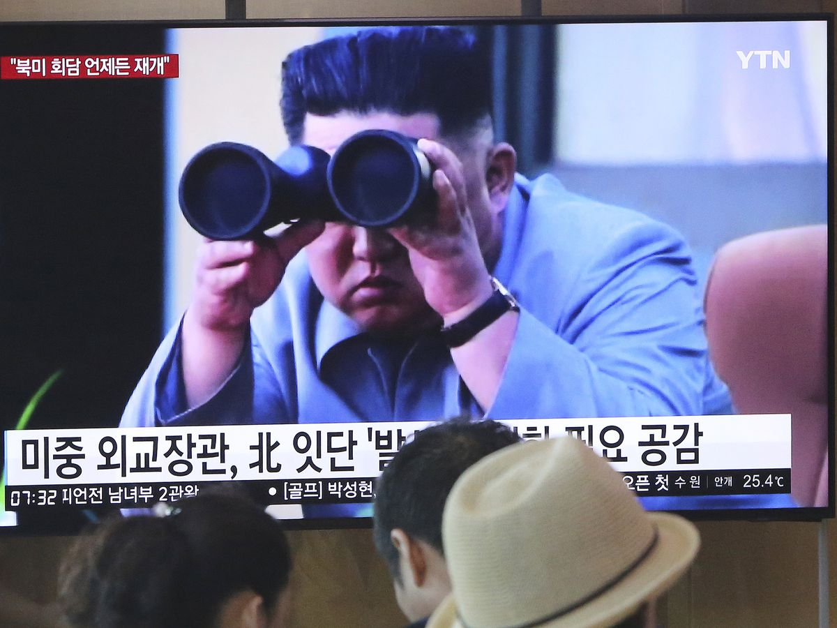 North Korea says it won't give Trump a summit for free