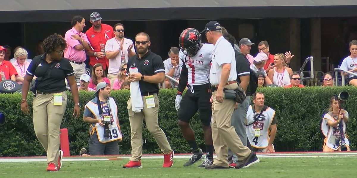 A-State DB Jacobs to miss the rest of the season