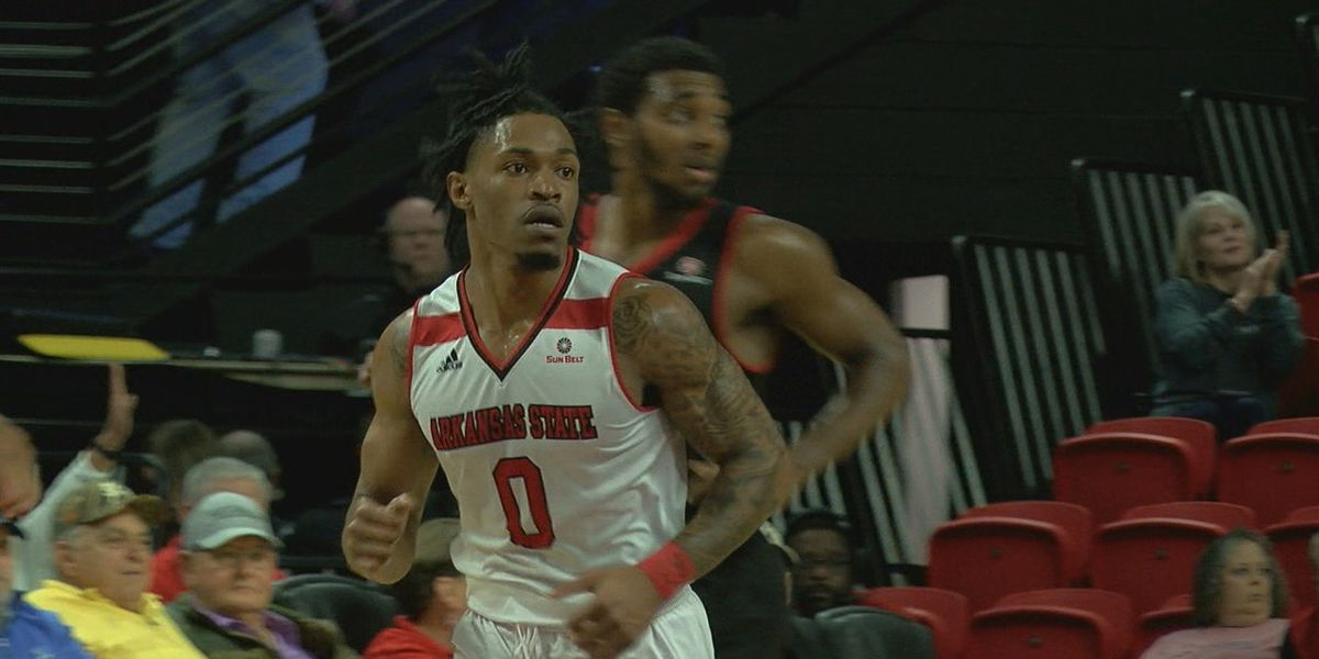 Cockfield drops 35, but A-State men fall to Louisiana on Senior Day 90-87