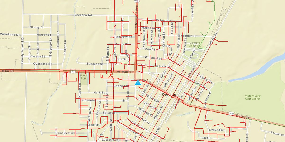Power restored to 1,300 Entergy customers