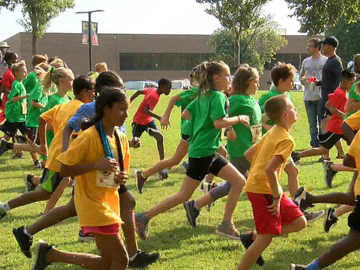 Jonesboro Elementary Cross Country League growing