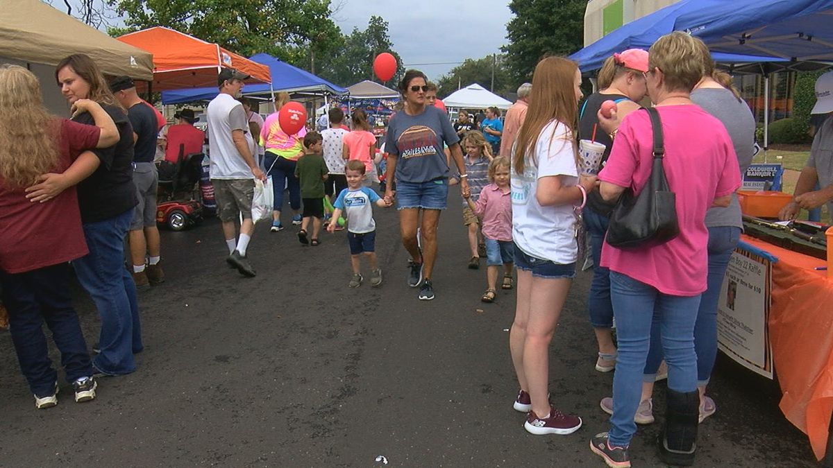 Annual Beatles at the Ridge festival brings in thousands