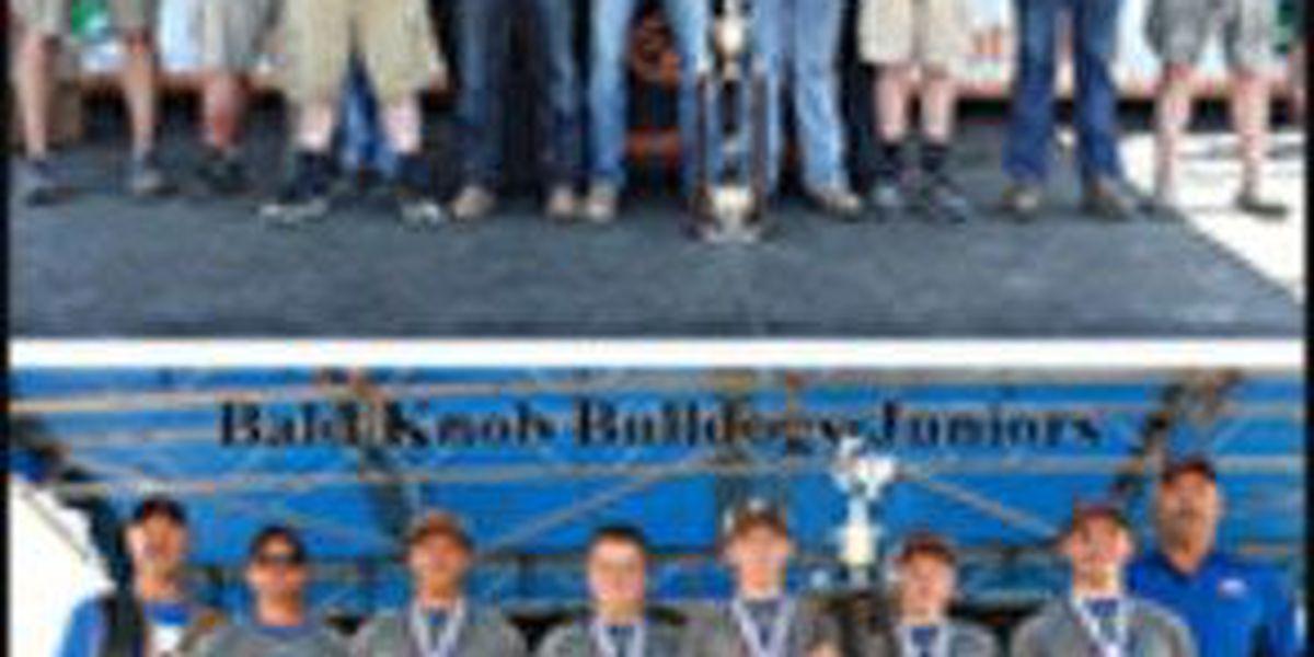 Bald Knob Bulldogs lead the pack in AYSSP regional qualifier