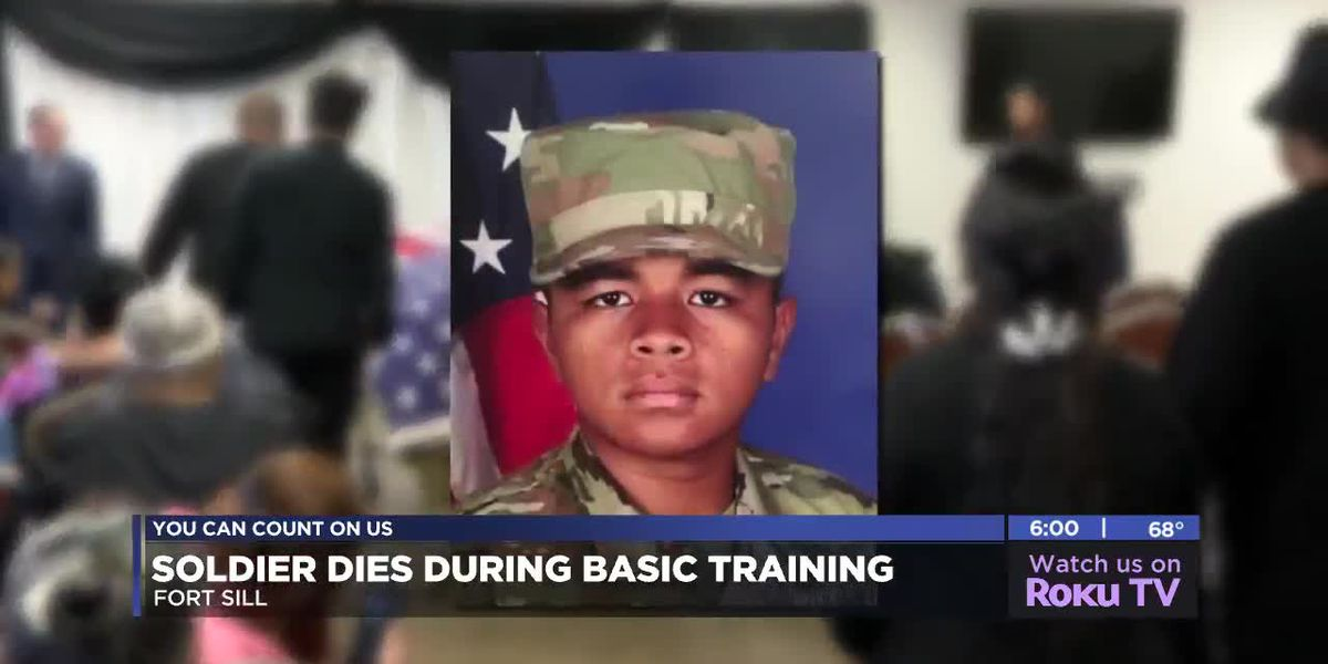 Fort Sill soldier dies during basic training