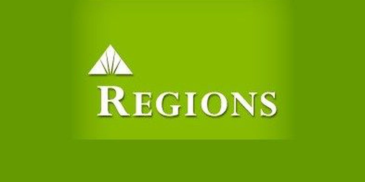 Regions to lay off 260 employees