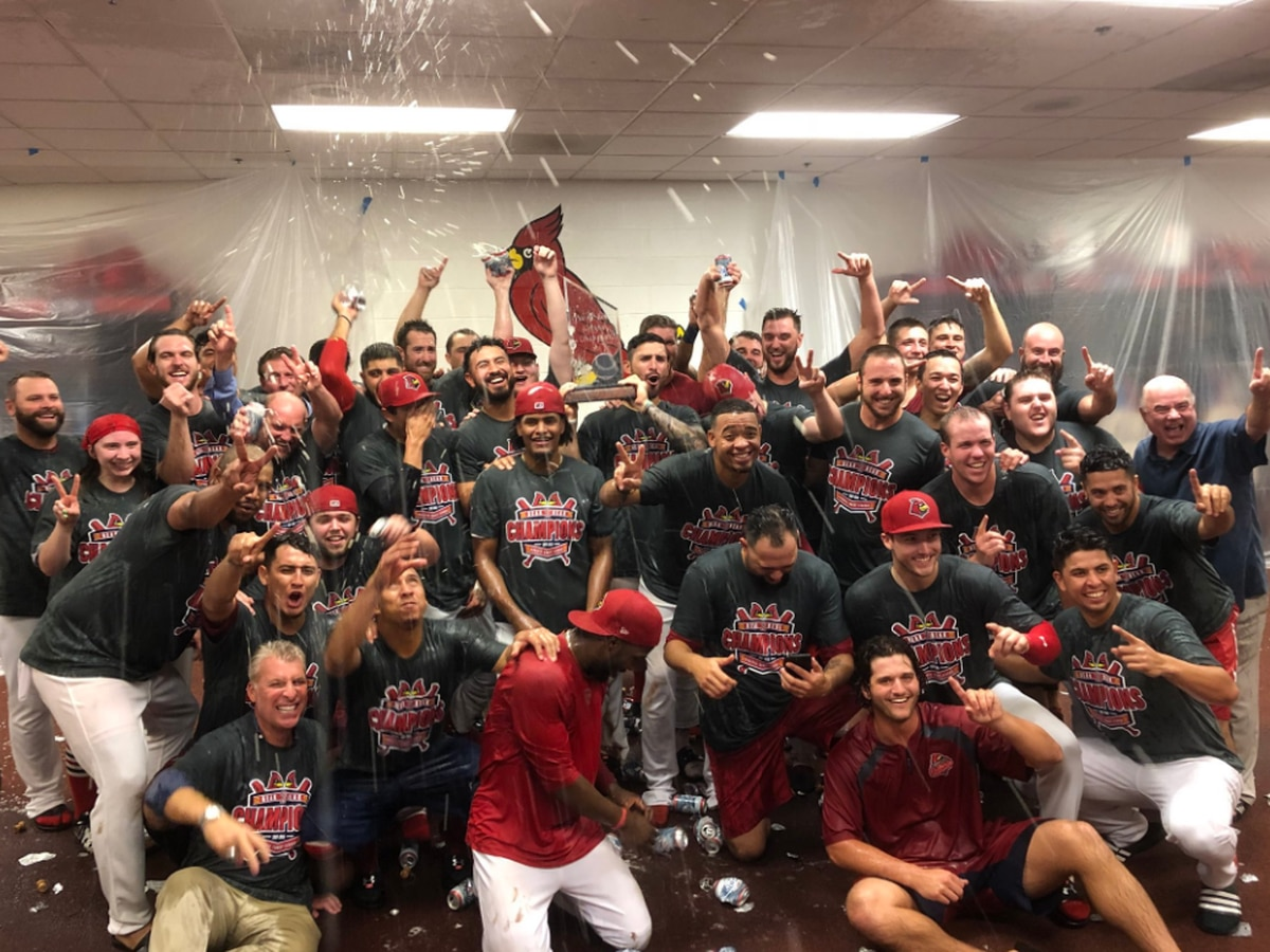Memphis Redbirds win second straight PCL Championship