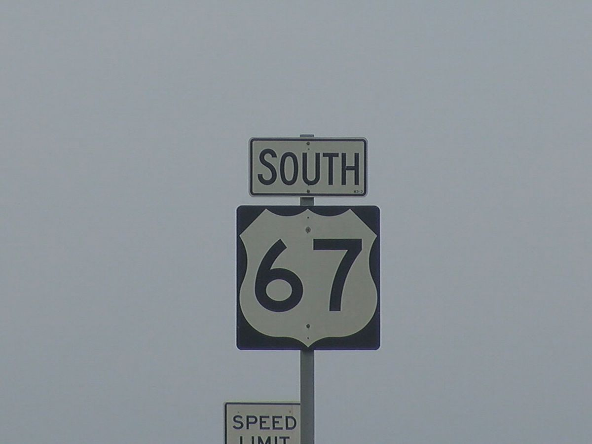 ARDOT receives $40 million award for U.S. 67 upgrades