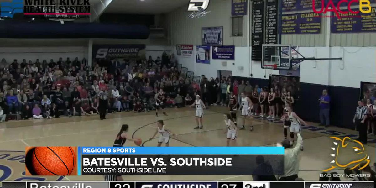 Batesville girls beat Southside for 4A3 title
