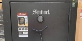 Gun safes recalled due to lock failure