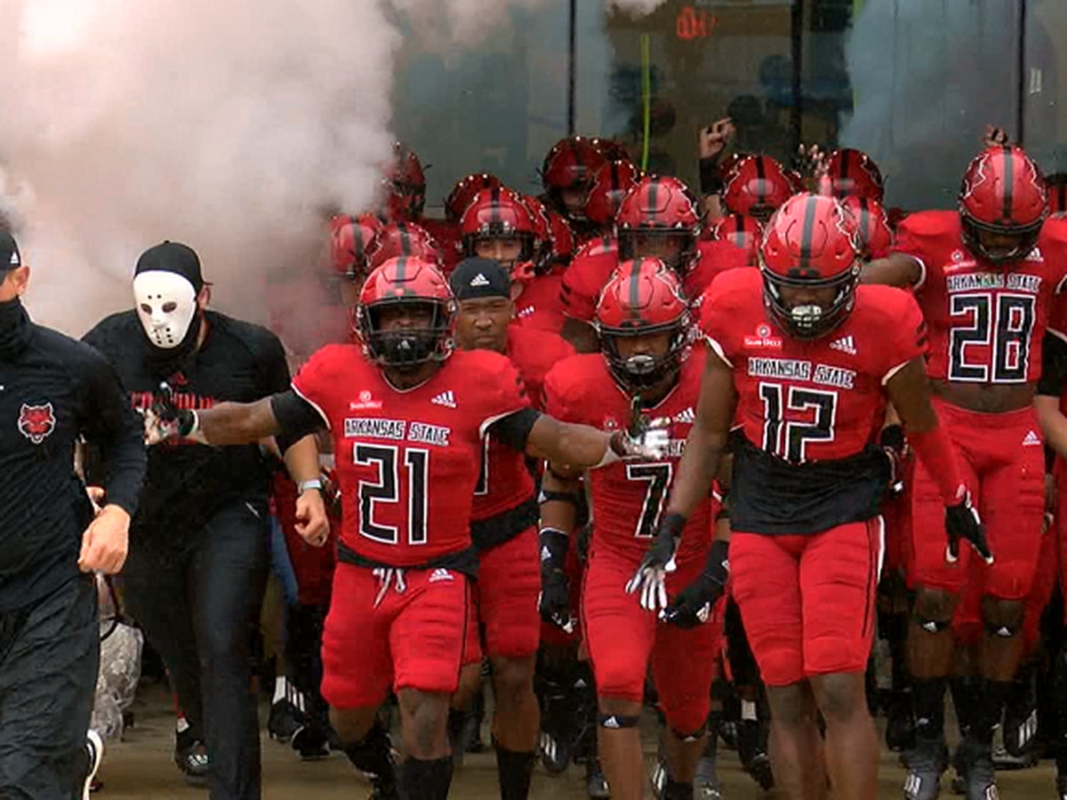 A-State football hoping for treats as Troy comes to town on Halloween