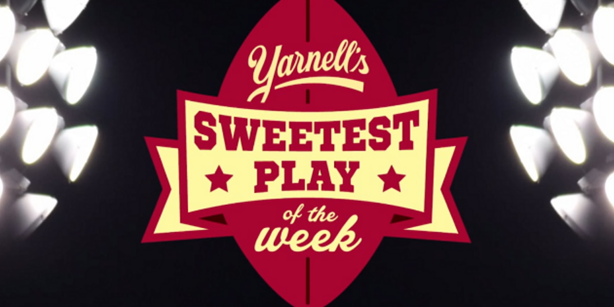 Vote for the Yarnell's Sweetest Play of the Week (Aug. 31)