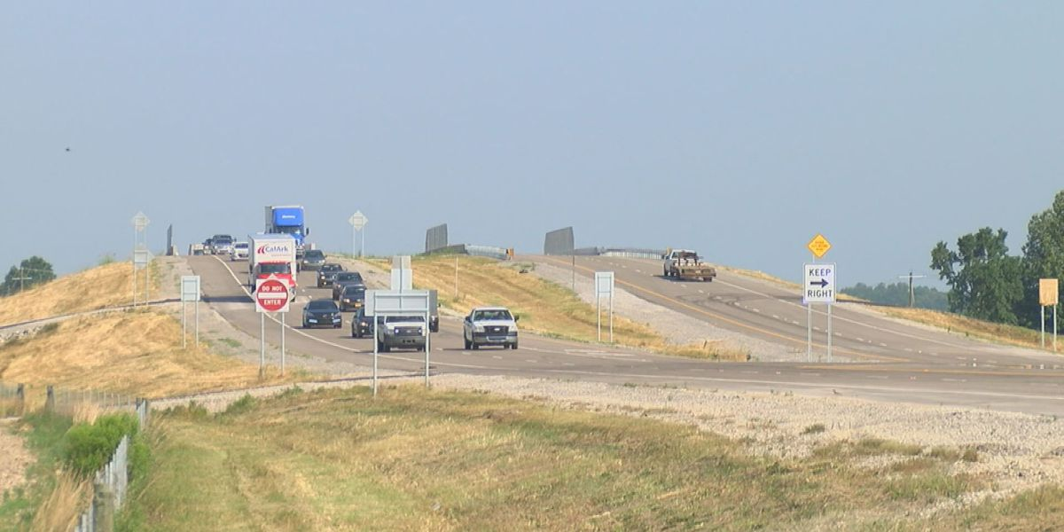 Highway 226 bypass opens, affects morning commuters