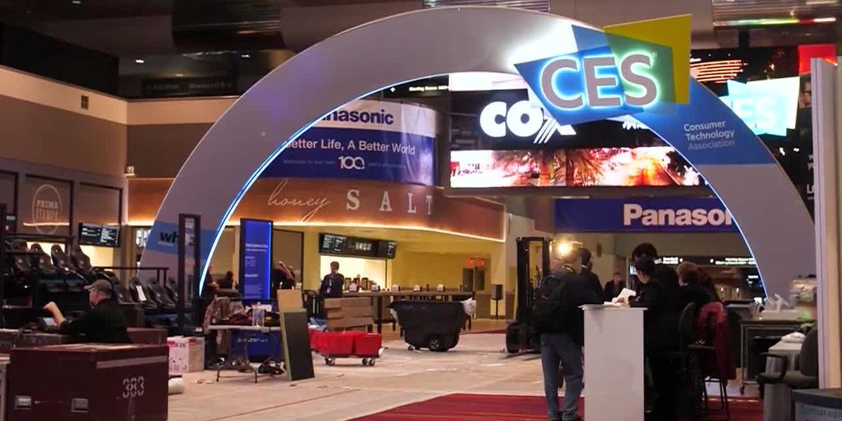 Get a glimpse of future tech at CES