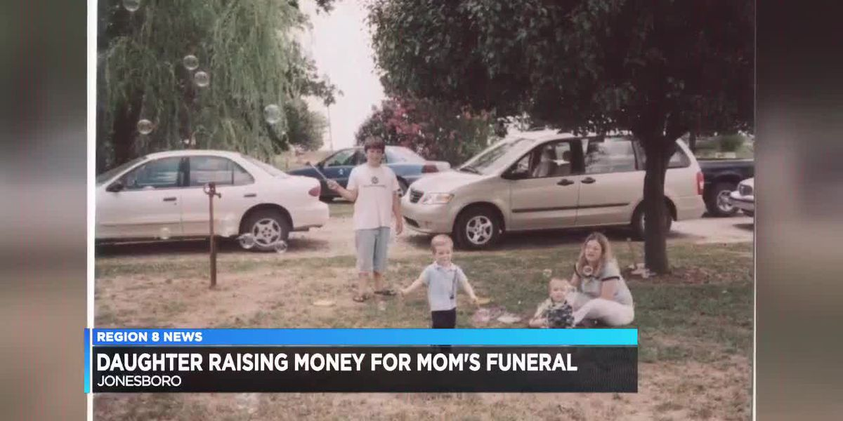 Daughter raising money to pay for her mother's funeral costs