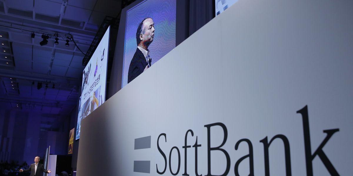 SoftBank mobile unit begins trading on Tokyo Stock Exchange