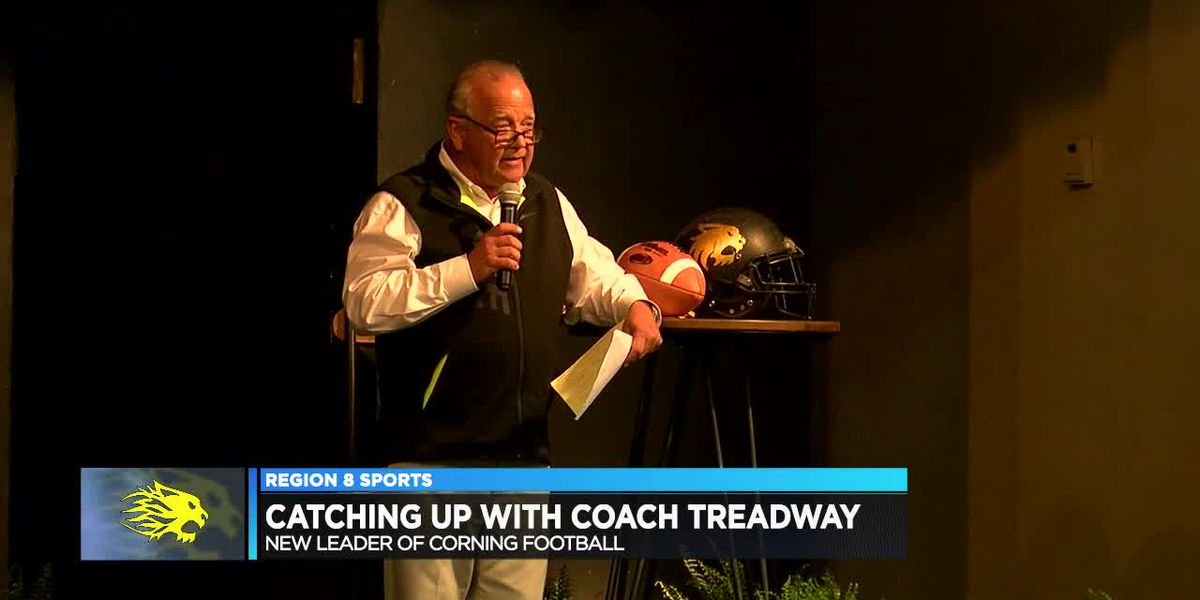 Catching up with Coach Treadway