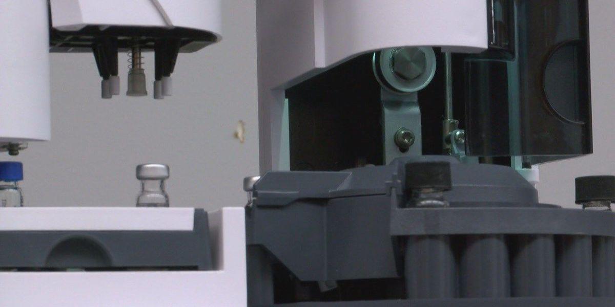 Drug cases causing backlog at state crime lab